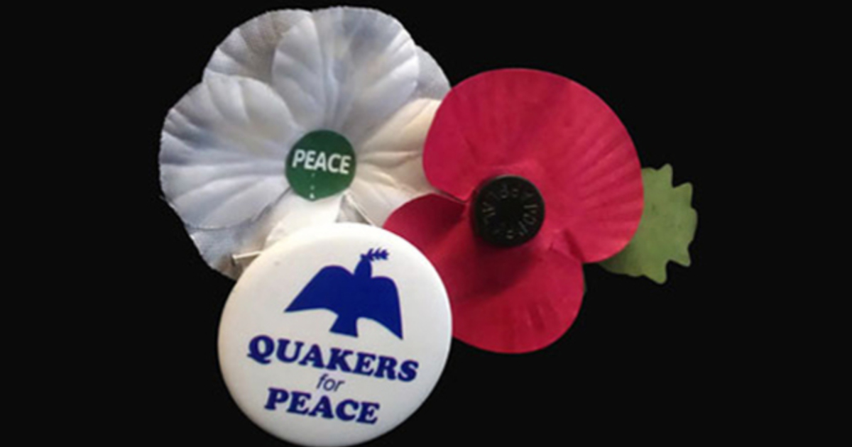 White Poppies And Remembrance Quakers In Britain