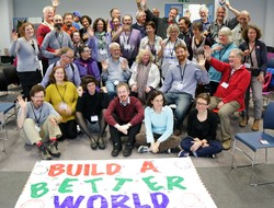 Eight things we learned at Quaker Activist Gathering 2017