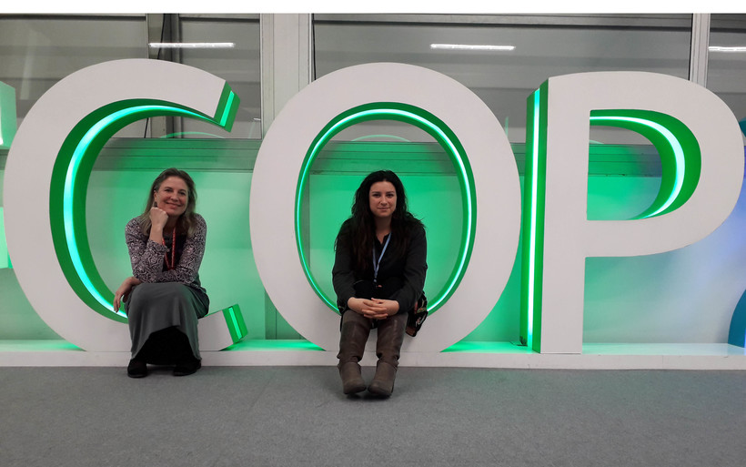 Quaker United Nations Office representatives attended COP24.