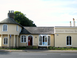 salisbury quaker meeting house