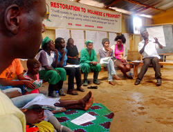 How to heal divided communities: 5 tips from East African peace campaigners