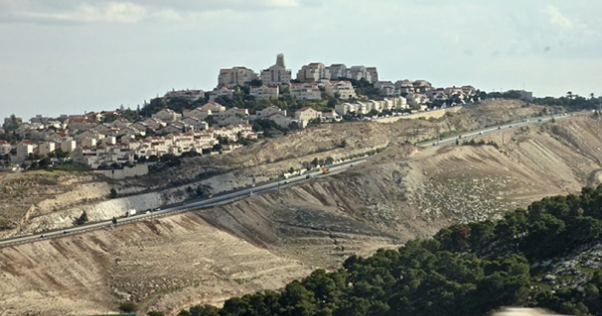Annexation plans violate international law
